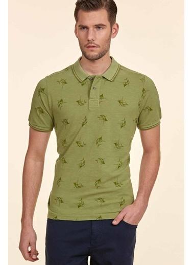 Hemington Tişört Yeşil